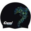 Шапочка для плавания Cressi FANTASY, силиконовая