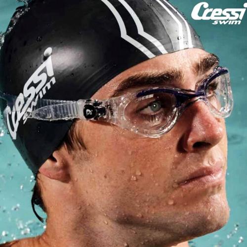 Шапочка для плавания Cressi Race, силиконовая