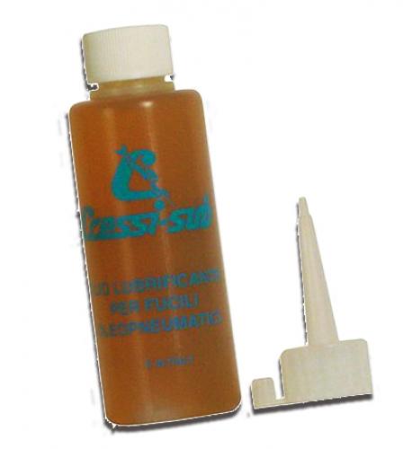 Масло Cressi, силиконовое для пневматических ружей, 100мл