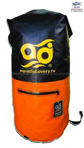 Герморюкзак AquaDiscovery DRYBACK 120 L