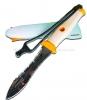 Нож подводный Pelengas Volga, белый