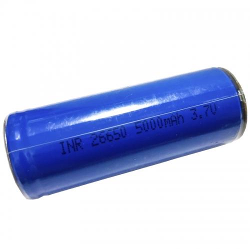 Аккумулятор NoBrend 26650 Li-lon 5000 mAh, защищенный